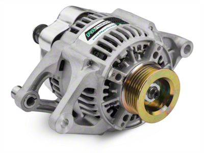 PA Performance Alternator - 120A (1999 4.0L Jeep Wrangler TJ)