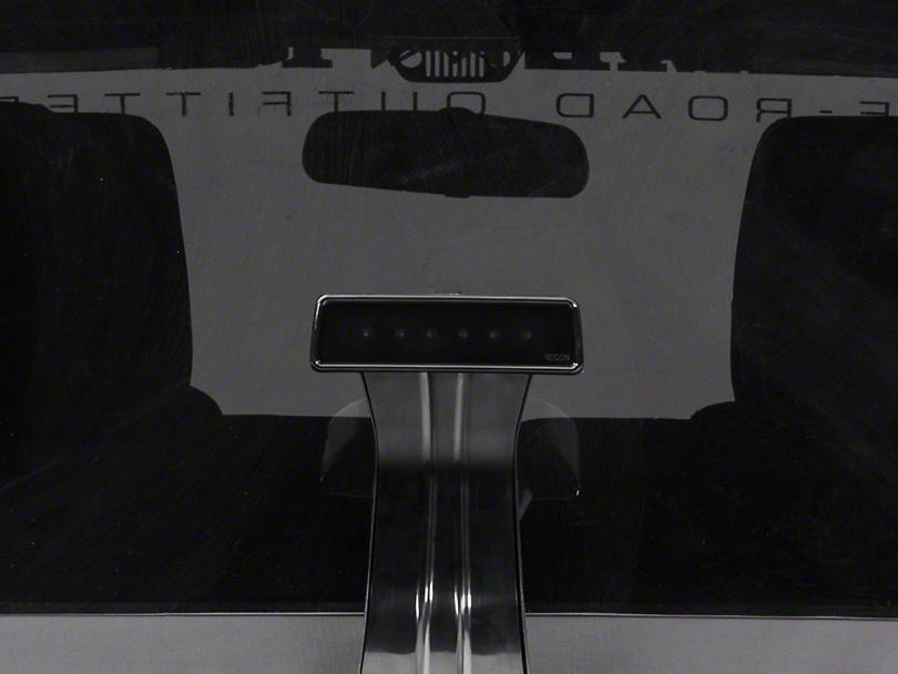 Recon Smoked LED 3rd Brake Light (07-18 Jeep Wrangler JK)