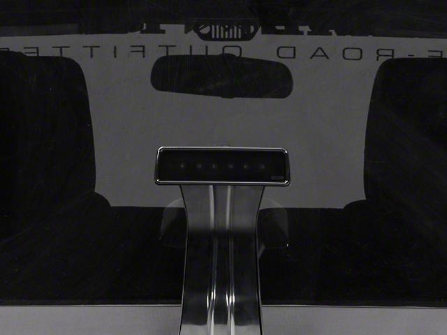 Recon Smoked LED 3rd Brake Light (07-17 Wrangler JK)