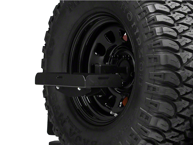MORryde Short Jerry Can Tray (87-18 Jeep Wrangler YJ, TJ, & JK)