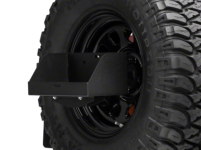 MORryde Tall Jerry Can Tray (87-18 Jeep Wrangler YJ, TJ, & JK)