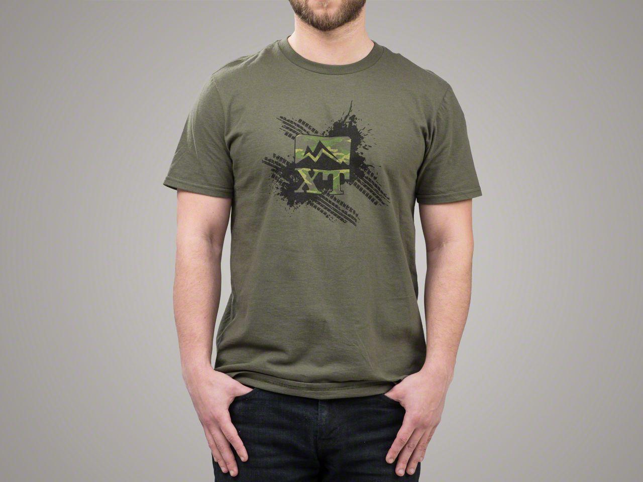 Hunter Camo Tread T Shirt (L)