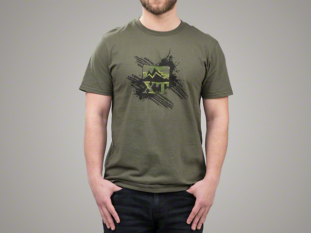 XT Hunter Camo Tread T-Shirt