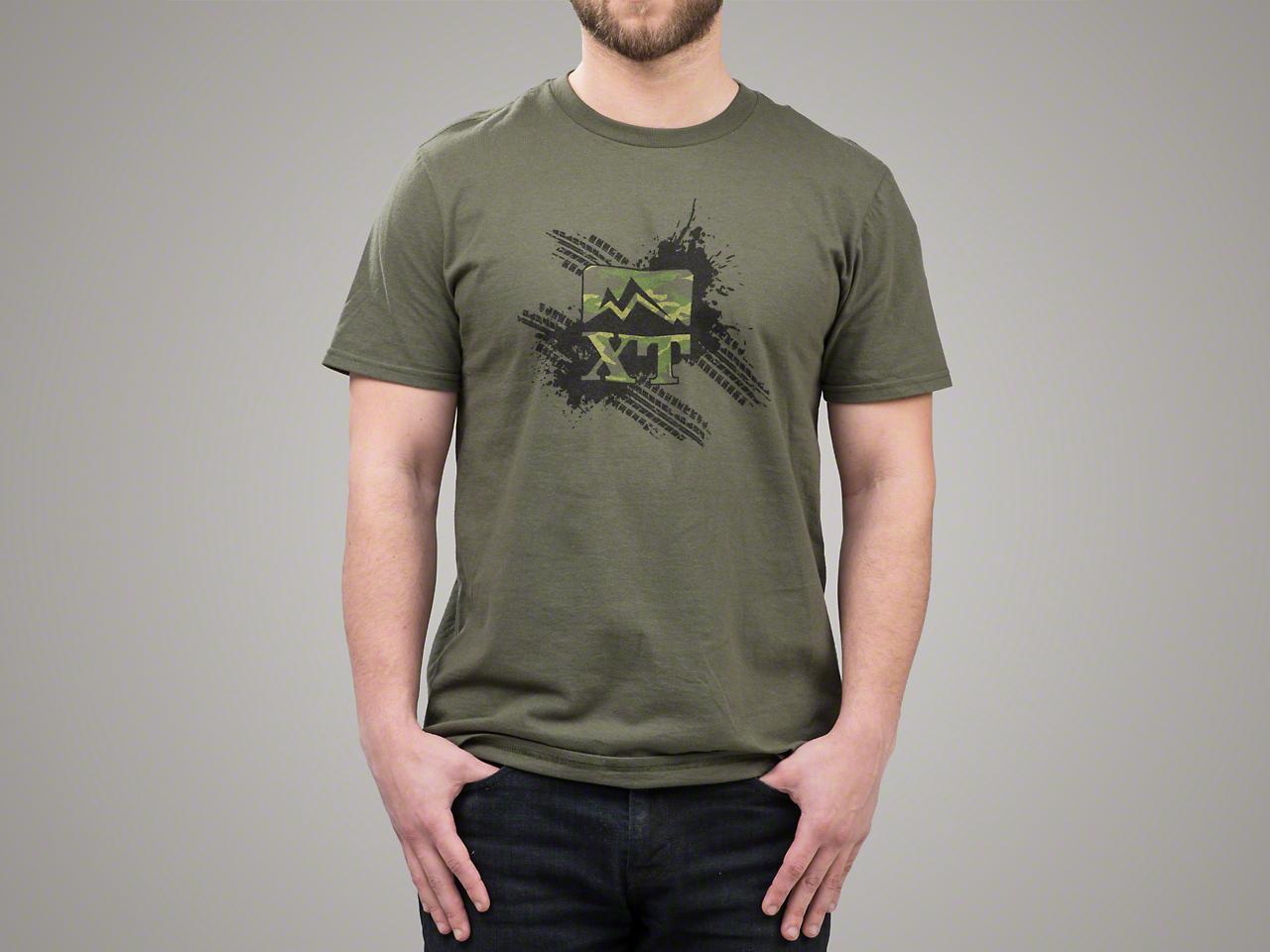 XT Hunter Camo Tread T-Shirt