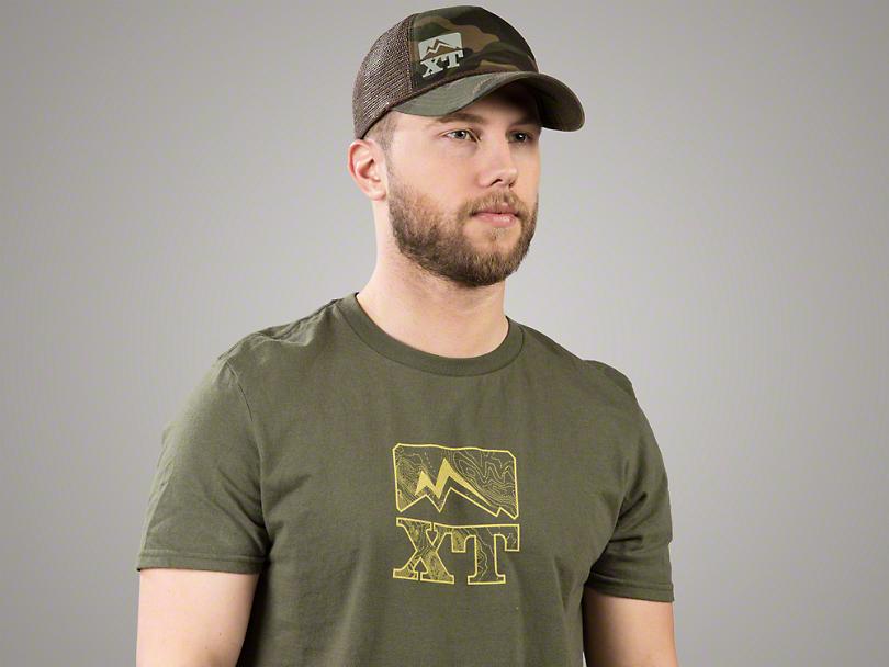 XT Side Swipe Truckers Cap