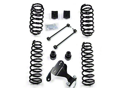 Teraflex 2.5 In Lift Kit w/o Shocks (07-18 Jeep Wrangler JK 2 Door)