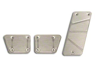 Drake Off Road M/T Pedal Covers (07-18 Jeep Wrangler JK)