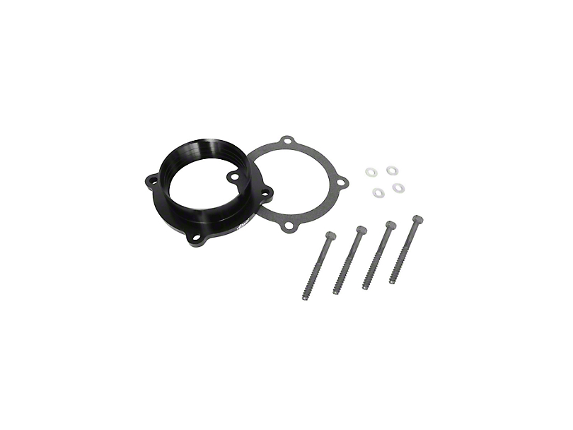 Airaid PowerAid Throttle Body Spacer (12-17 3.6L Wrangler JK)