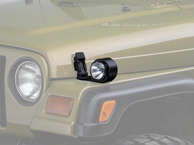 Delta Xenon Fender Light Kit (97-06 Jeep Wrangler TJ)