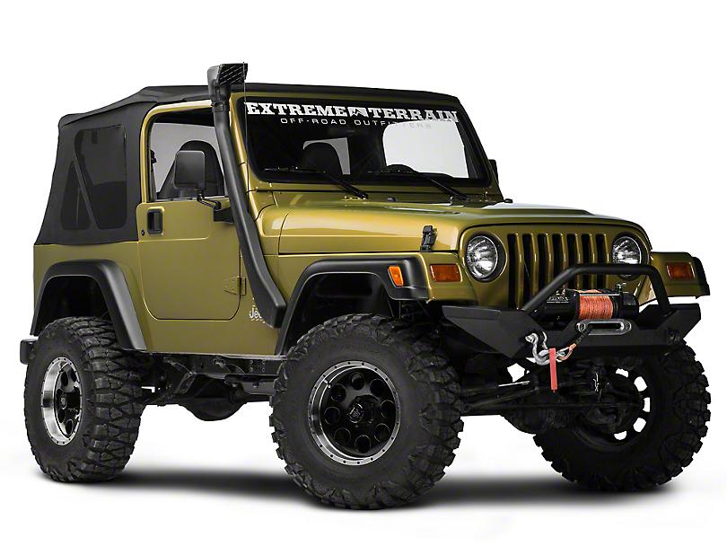 Jeep Wrangler Tj >> Redrock 4x4 Wrangler Snorkel J102772 00 06 4 0l Wrangler Tj Free