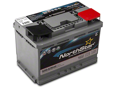 NorthStar Performance Battery (12-18 Wrangler JK)