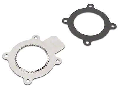 Airaid EconoAid Throttle Body Booster (07-11 3.8L Wrangler JK)