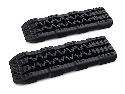 TRED 800 Traction Boards - Black