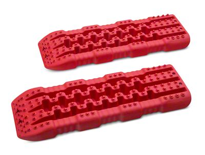 TRED 800 Traction Boards - Red