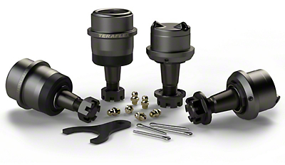 Teraflex Heavy Duty Ball Joint Set of 4 (07-12 Wrangler JK)