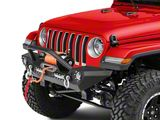 Barricade Trail Force HD Front Bumper with LED Lights (18-20 Jeep Wrangler JL)