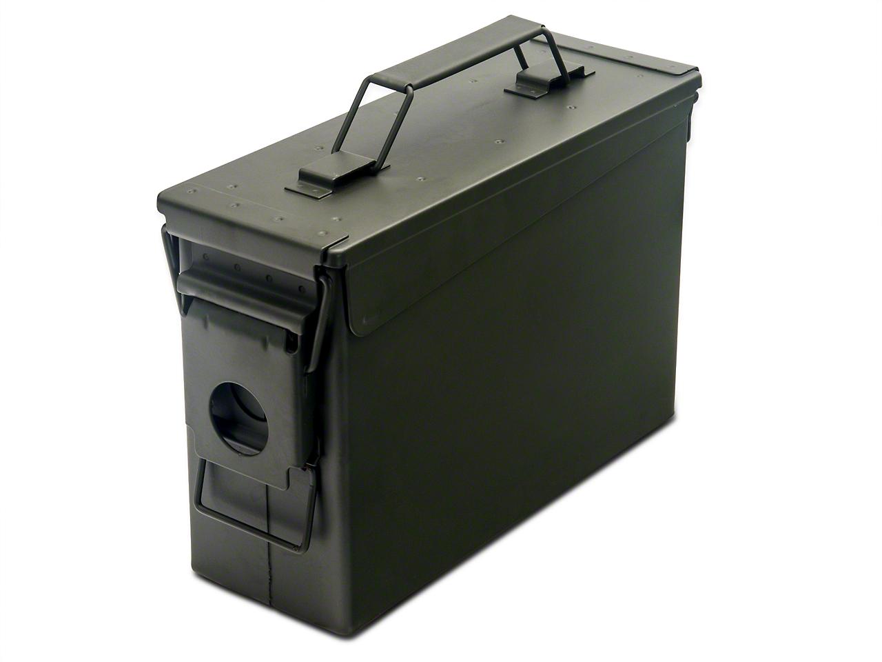 7.62MM Ammo Can (87-18 Wrangler YJ, TJ & JK)