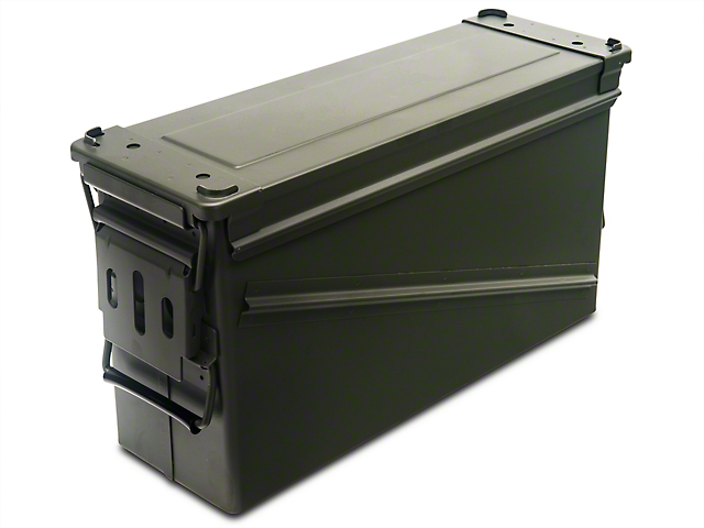 40MM Ammo Can (87-18 Jeep Wrangler YJ, TJ & JK)