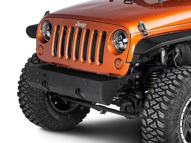 Rugged Ridge XHD Non-Winch Front Bumper (07-18 Jeep Wrangler JK)
