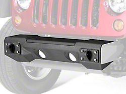 Rugged Ridge Steel Front Winch Bumper (07-18 Jeep Wrangler JK)