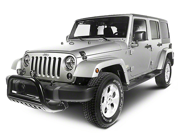 Rugged Ridge Pioneer Exterior Restyling Package (07-09 Jeep Wrangler JK)