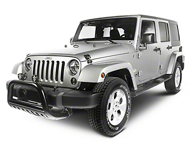 Rugged Ridge Pioneer Exterior Restyling Package (07-09 Wrangler JK)