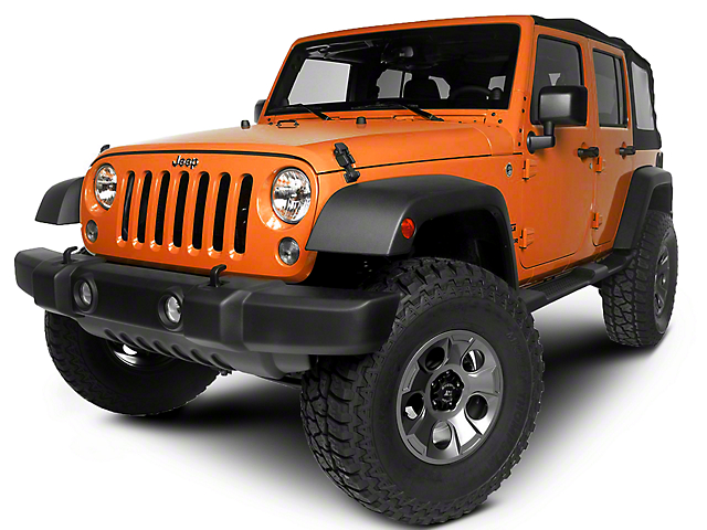 Rugged Ridge Appalachian Exterior Restyling Package (07-12 Jeep Wrangler JK)