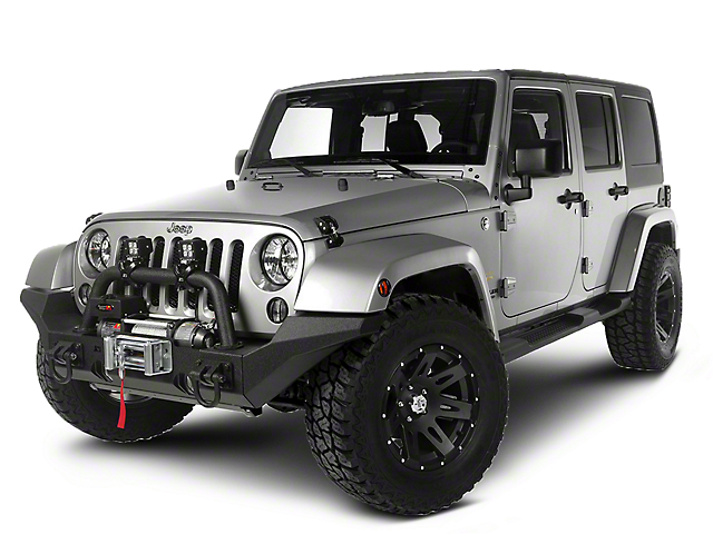 Rugged Ridge Granite Exterior Restyling Package (07-12 Jeep Wrangler JK)
