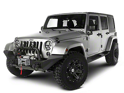 Rugged Ridge Granite Exterior Restyling Package (07-12 Wrangler JK)