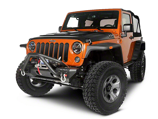 Rugged Ridge Teton Exterior Restyling Package (07-12 Jeep Wrangler JK)