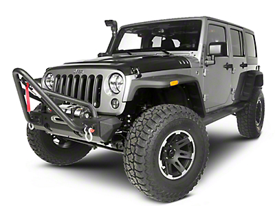 Rugged Ridge Summit Exterior Restyling Package (07-12 Wrangler JK)