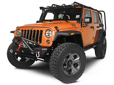 Rugged Ridge Exploration Exterior Restyling Package (07-12 Wrangler JK 4 Door)