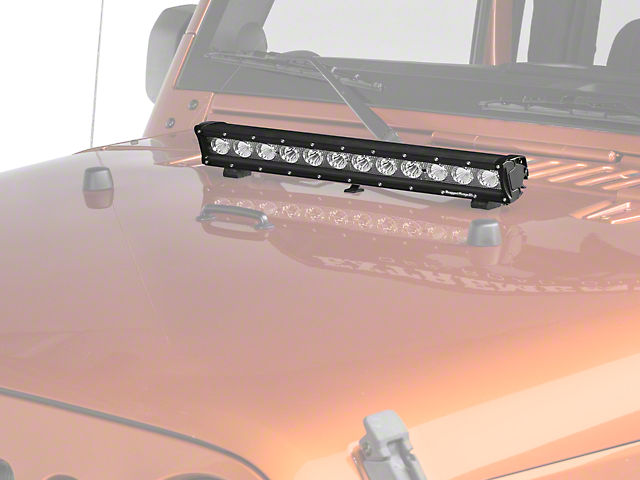 Rugged Ridge 20 in. LED Light Bar - Flood/Spot Combo