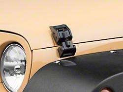 Crown Automotive Wrangler Hood Lock Kit 82213051ab 07 18