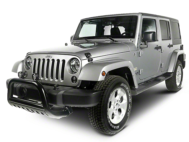 Rugged Ridge Pioneer Exterior Restyling Package (10-18 Jeep Wrangler JK)