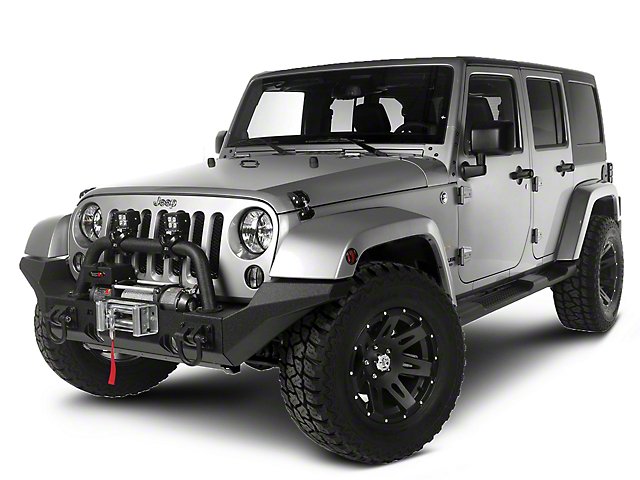 Rugged Ridge Granite Exterior Restyling Package (13-18 Jeep Wrangler JK)