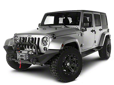 Rugged Ridge Granite Exterior Restyling Package (13-18 Wrangler JK)