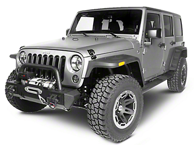 Rugged Ridge Rocky Exterior Restyling Package (13-18 Wrangler JK)