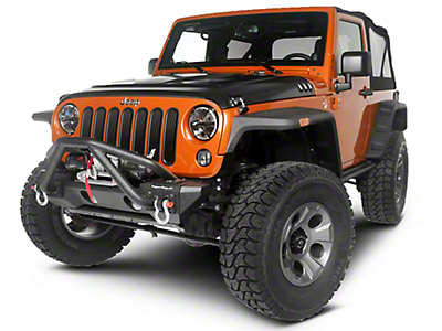 Rugged Ridge Teton Exterior Restyling Package (13-18 Wrangler JK)