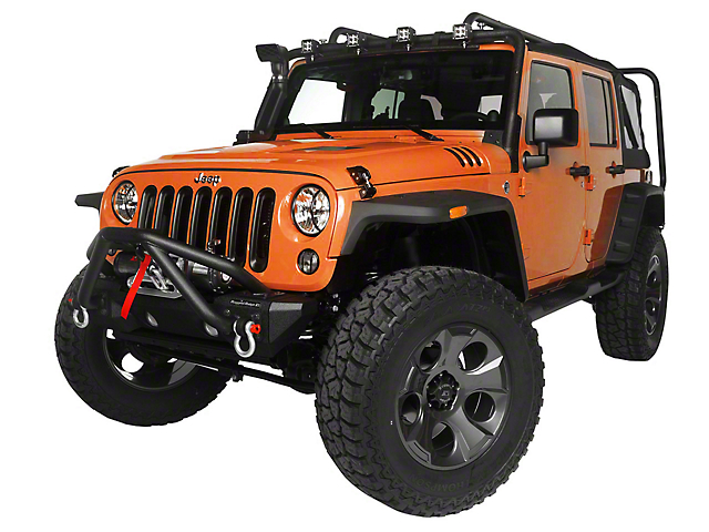 Rugged Ridge Exploration Exterior Restyling Package (13-18 Jeep Wrangler JK 4 Door)