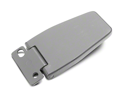 Rugged Ridge Hard Top Liftgate Hinge - Left Side (97-06 Jeep Wrangler TJ)