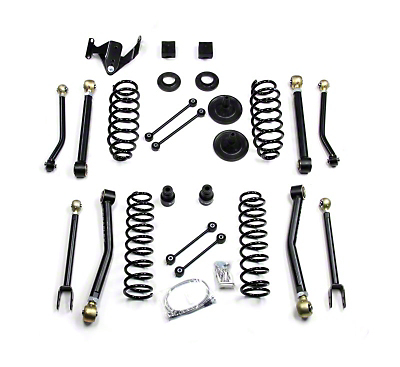 Teraflex 3 in. Suspension System w/o Shocks (07-18 Wrangler JK)