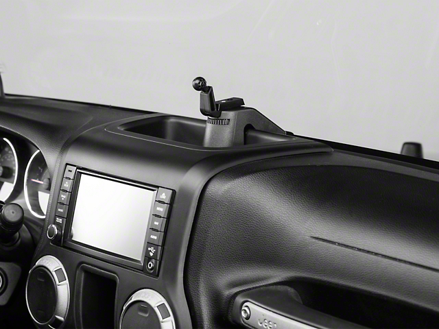 Rugged Ridge Dash Multi-Mount System (11-18 Jeep Wrangler JK)