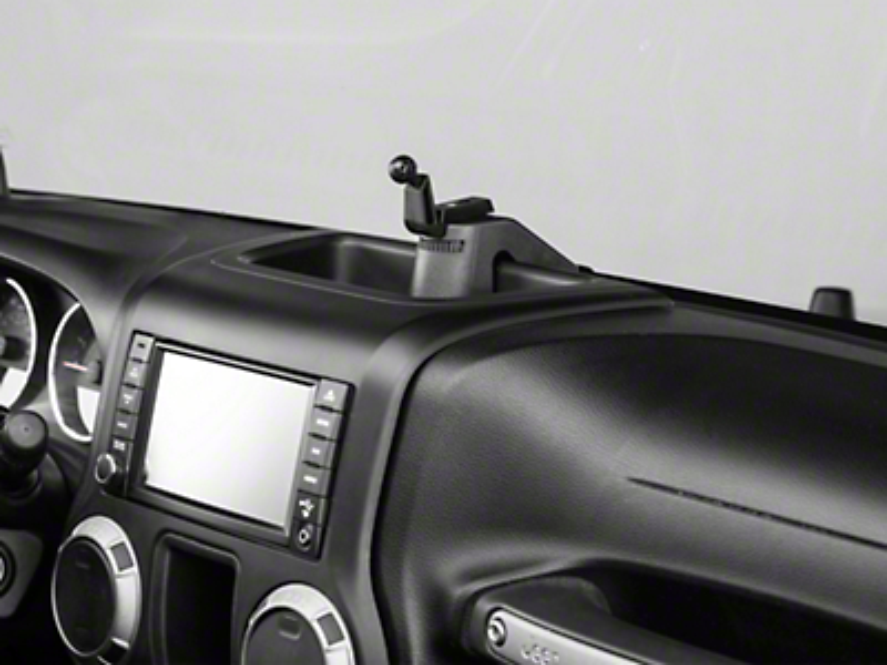 Rugged Ridge Dash Multi-Mount Storage System (11-18 Jeep Wrangler JK)