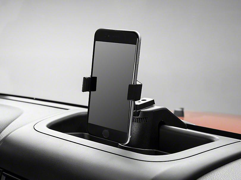 Rugged Ridge Dash Multi-Mount System and Phone Kit (11-17 Wrangler JK)