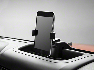 Rugged Ridge Dash Multi-Mount System and Phone Kit (11-18 Jeep Wrangler JK)