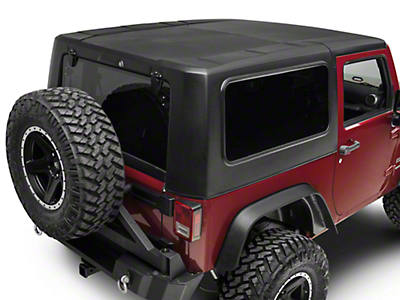 DV8 Off-Road Ranger Hard Top (07-18 Wrangler JK 2 Door)