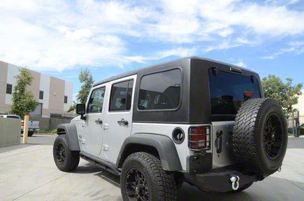 DV8 Off-Road Ranger Hard Top (07-18 Jeep Wrangler JK 4 Door)