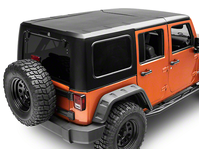 DV8 Offroad Ranger Hard Top (07-18 Jeep Wrangler JK 4 Door)