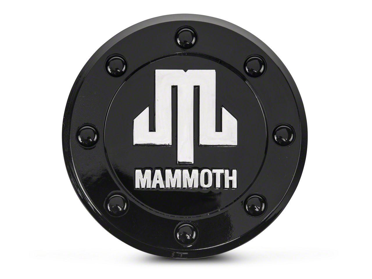 Mammoth 8 Center Cap (07-19 Jeep Wrangler JK & JL)